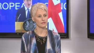 Посланик Ема Хопкинс за отношенията Великобритания-България след референдума