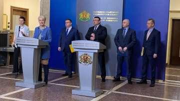 Премиерът Борисов се срещна с британския посланик Ема Хопкинс