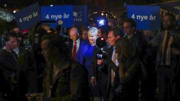 Консерваторите спечелиха изборите в Норвегия