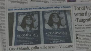 Нова надежда за мистериозното изчезване на Емануела Орланди през 1983-та