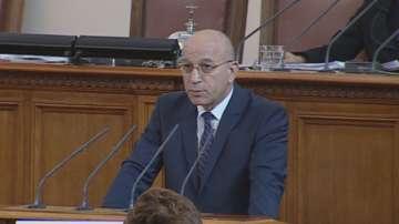От БСП поискаха оставката на зам.-председателя на парламента Емил Христов