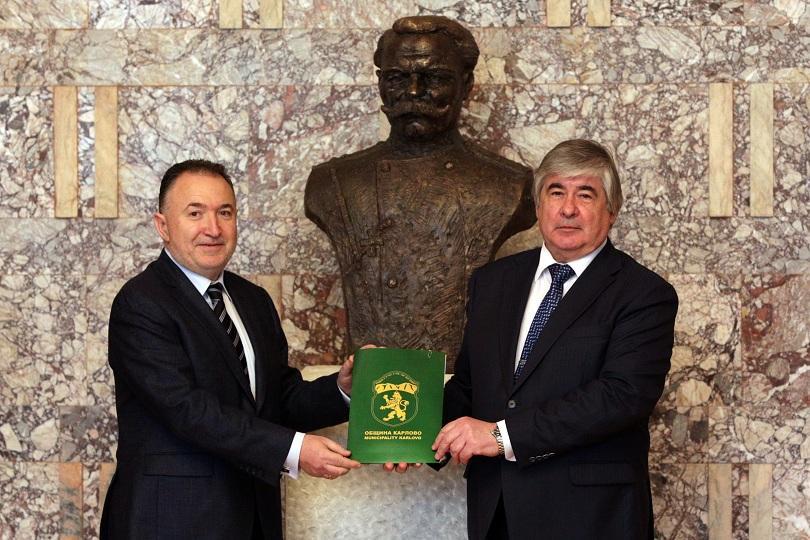 снимка 1 Руският посланик благодари на българите за изразената съпричасност
