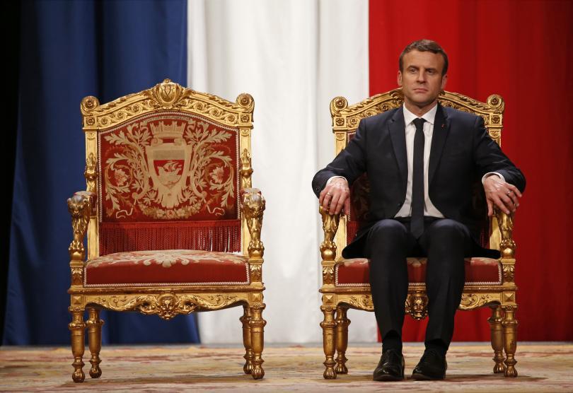 11 лица новото френско правителство