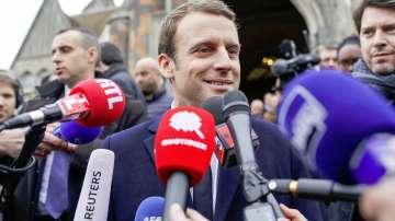 Еманюел Макрон: Днес отгръщаме нова страница във френския политически живот