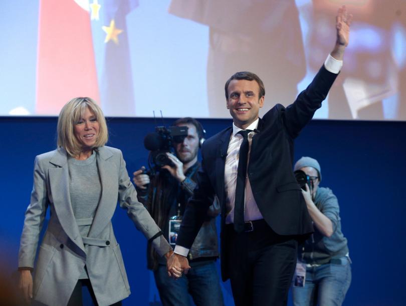 Еманюел Макрон: Ще бъда гласът на надеждата за Франция и за Европа
