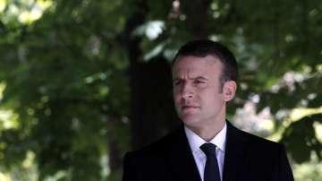 Ангела Меркел ще приеме новия френски президент Макрон в понеделник