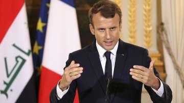 Изслушват френския вътрешен министър по скандала с охранителя на Макрон
