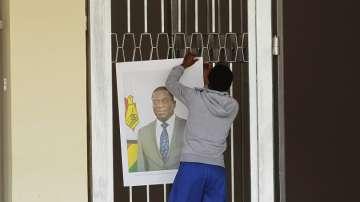Емерсон Мнангагва е новият президент на Зимбабве