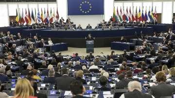 Заседанието на ЕП в Страсбург започна с минута мълчание