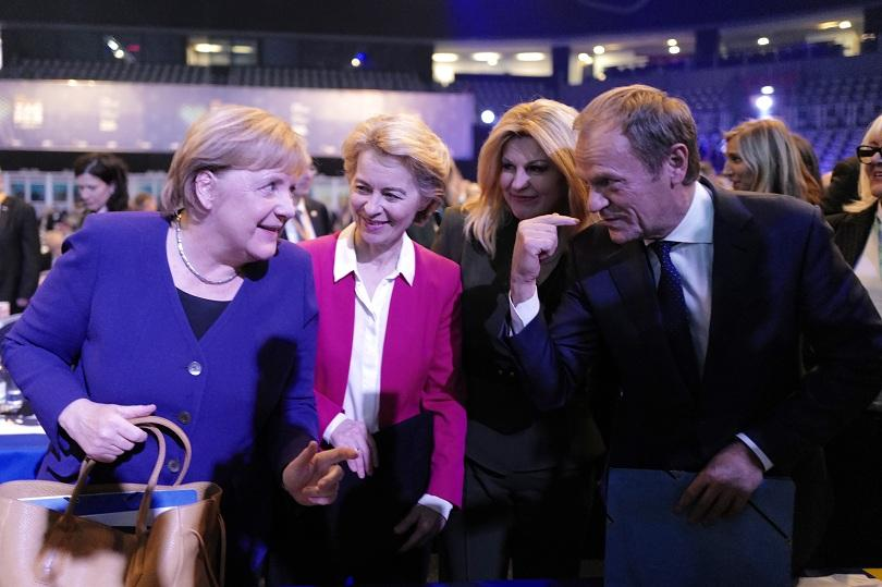 Министър-председателят Бойко Борисов е на работно посещение в Загреб, където
