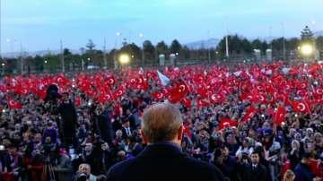 Ердоган: Промените не ме превръщат в диктатор