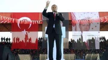 Ердоган: ЕС танцува върху минно поле