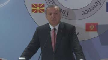 Реджеп Ердоган: Ликвидирали сме 3000 бойци на Ислямска държава