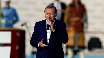 Ердоган с критики към Русия, Иран и САЩ за участието им в Сирия