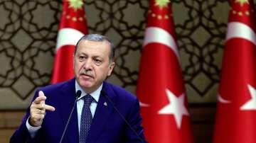 Ердоган се разплака по време на интервю