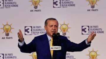 Ердоган отново оглави управляващата Партия на справедливостта и развитието