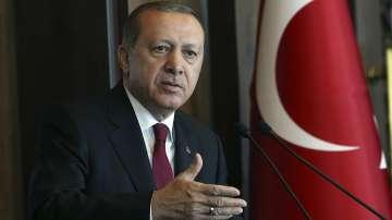 Турският президент Ердоган на официална визита в Белград