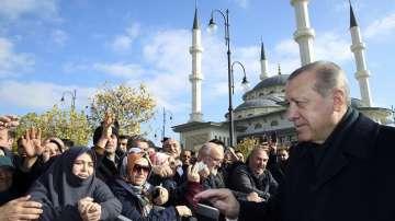 Турция отчита ръст на туристите