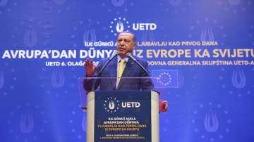 Ердоган е бил информиран от разузнаването за планове за атентат срещу него