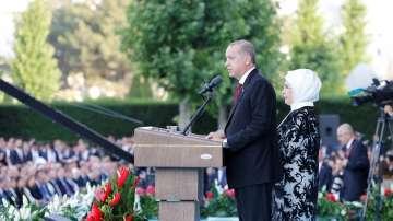 Турският президент Реджеп Ердоган обяви членовете на новия си кабинет