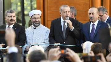Съображения за сигурност промениха програмата на Ердоган в Германия