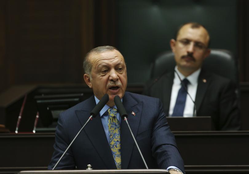 Турският президент Реджеп Тайип Ердоган заяви днес, че убийството на