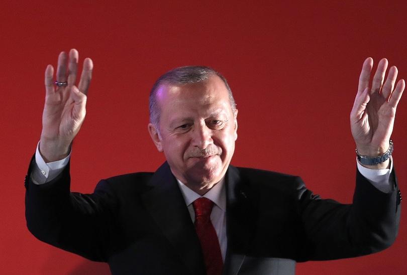 Ердоган: Скоро вкарваме армията в Сирия