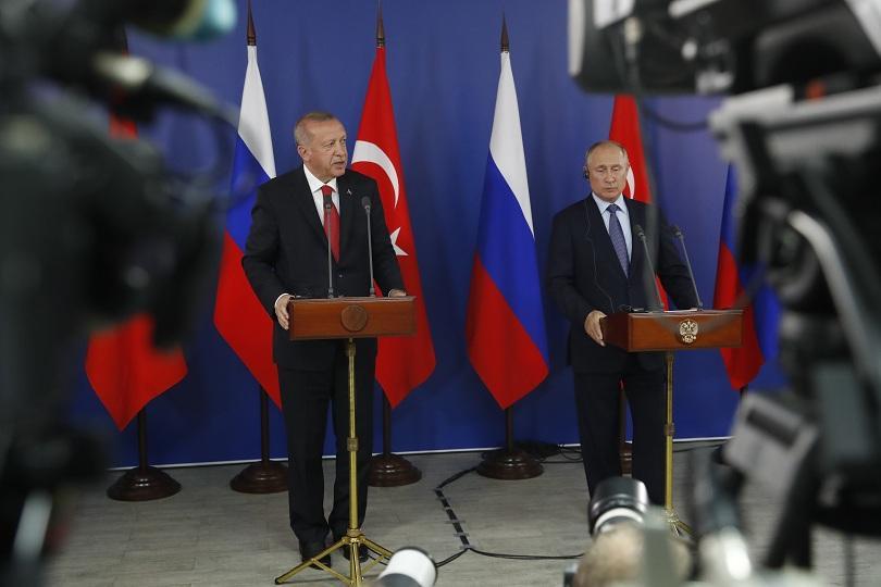 Президентите на Турция, Русия и Иран се срещат днес в