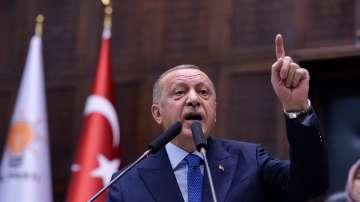 Ердоган: Няма да има преговори. Операцията ще бъде доведена до край