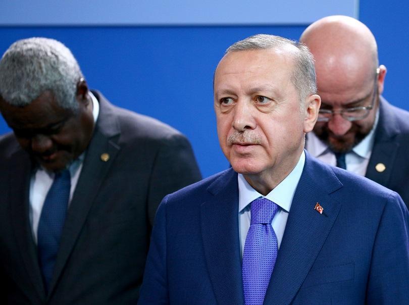 Часове преди срещата за ситуацията в Либия в Берлин, Гърция