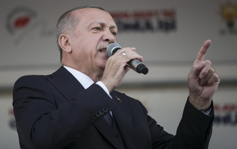 Турският президент Реджеп Ердоган заяви, че експлоатацията на руските противоракетни