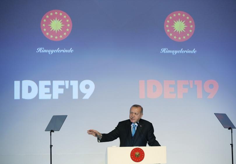 Турският президент Ердоган призова за нови избори в Истанбул