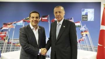 Гръцки медии: Срещата Ердоган-Ципрас е преминала в напрегната атмосфера