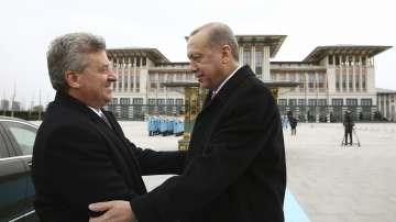 Ердоган подкрепи интеграцията на Македония в НАТО