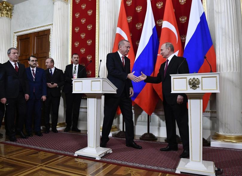 """Сухопътният участък на газопровода """"Турски поток"""" да е готов по"""