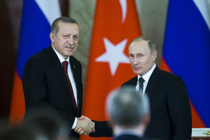 Руският президент Владимир Путин и турският му колега ще присъстват