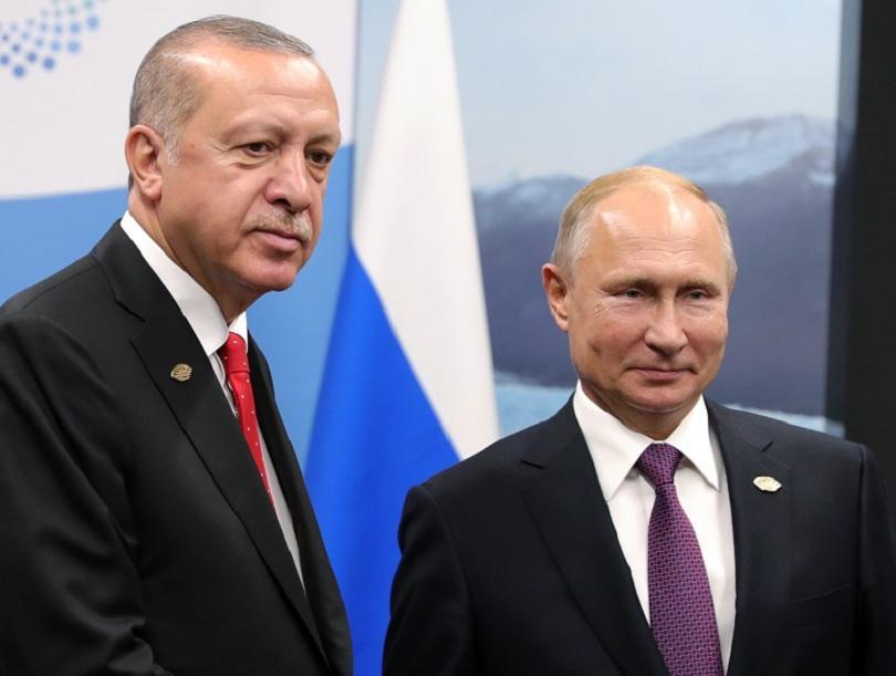 Ердоган е предложил  на Путин нова среща  за Идлиб