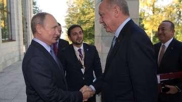 Турция и Русия започват съвместна военна операция в Сирия