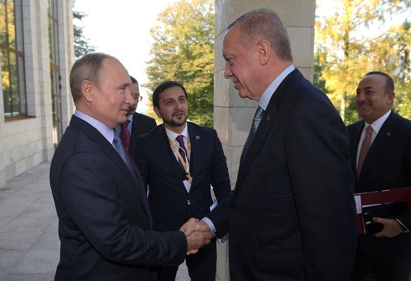От днес започва съвместната военна операция на Турция и Русия