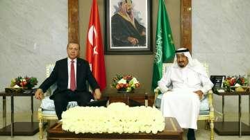Ердоган - между скандалите с Европа и дипломатическите совалки с Близкия изток