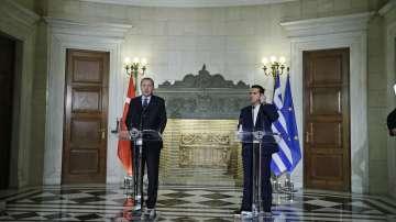 Историческа визита на Ердоган в Гърция