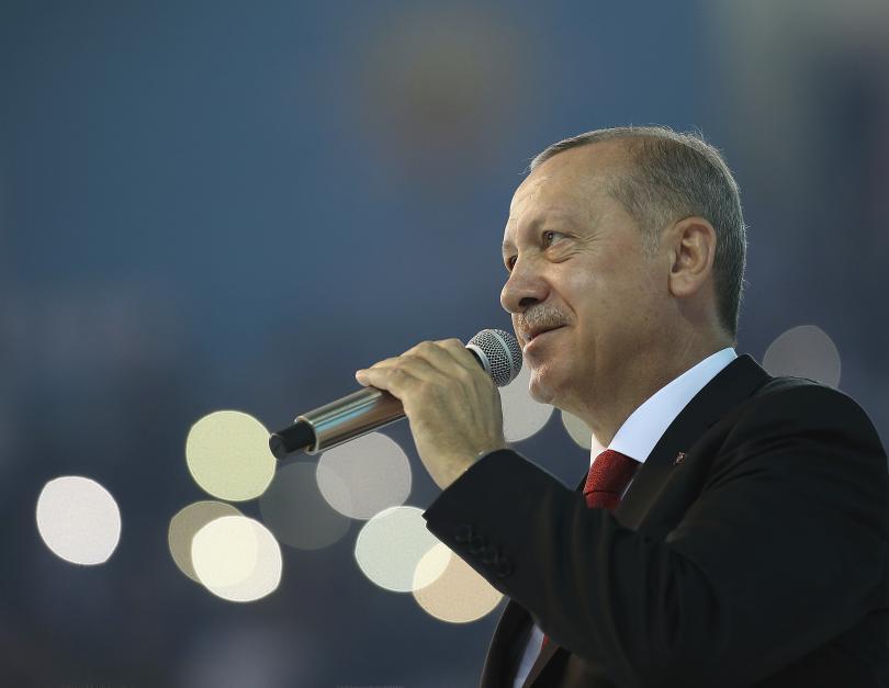 снимка 6 Ердоган беше преизбран за лидер на Партията на справедливостта и развитието