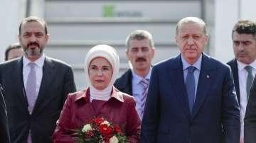 Ердоган пристигна на посещение в Германия