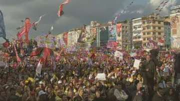 Жертви по време на местните избори  в Турция