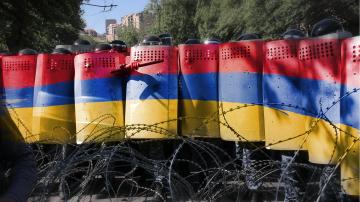 Сблъсъци и протести в Армения заради избора на премиер