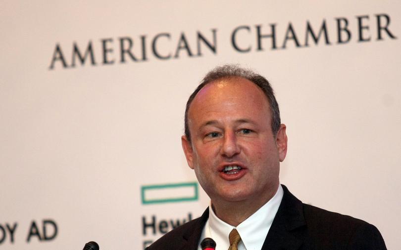 Американският посланик у нас Ерик Рубин оцени интерконектора Гърция-България като