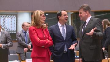 Извънредна среща на министрите от ЕС за Иран, Ирак и Либия