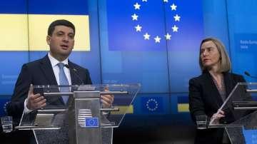ЕС изпраща в Украйна мисия в помощ за региона на Азовско море