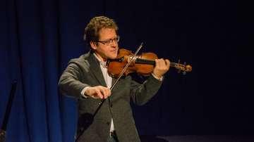 Тази сряда В кадър: Цигулката е моят глас