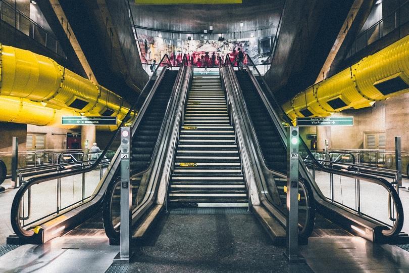 Резултат с изображение за Римското метро.